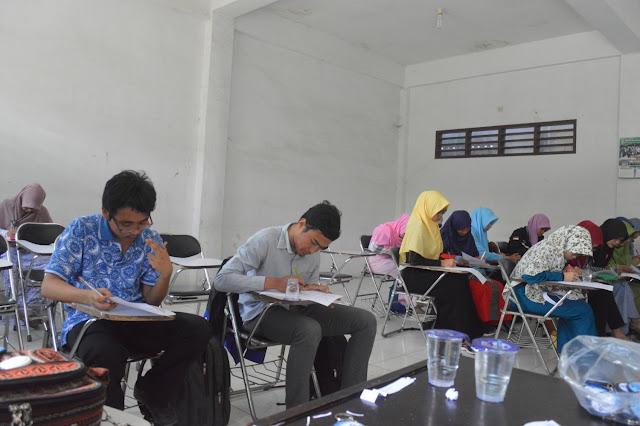 Seleksi anggota FLP Medan