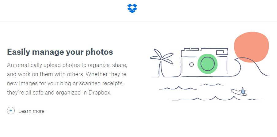 Free Image Hosting Dropbox