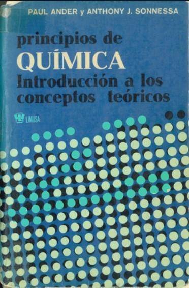 Principios de Química. Introducción a los conceptos teóricos en pdf