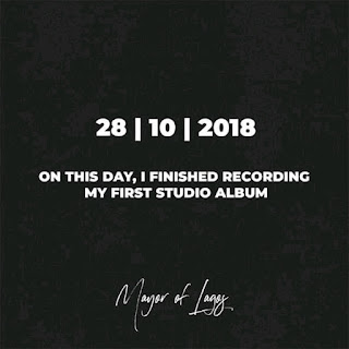 Album is Loading , As Mayorkun Start Anticipation, Tells Fans To wait
