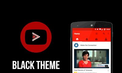 YouTube v16.16.38 final [Ad-Free & BG Play] Sin raíz + tema negro