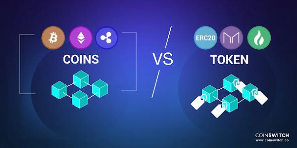 Perbedaan Istilah Coin dan Token dalam Aset Cryptocurrency