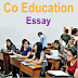 Co Education Essay In English Easy Learn