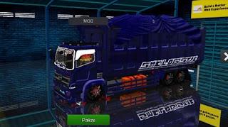Truck Hino Dump C9