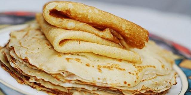 Pâte à crêpes sans œufs - Plus légères, moins caloriques