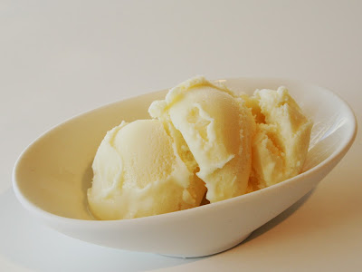 Ioanna's Notebook - Homemade vanilla ice cream without an ice cream maker