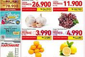 Katalog Carrefour Promo Produk Fresh Weekend 31 Januari - 6 Februari 2020