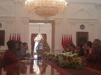 Ini Gurauan Jokowi yang Bikin Presiden Bank Dunia Tertawa