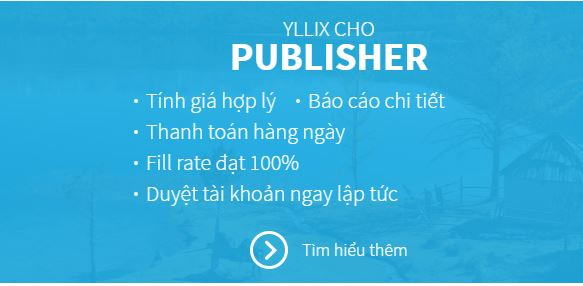 Mạng quảng cáo Yllix