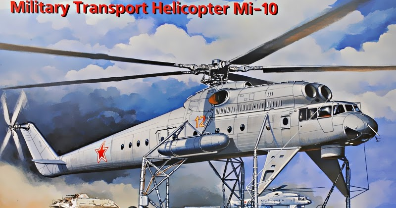 Kampfgruppe 1 144 1 144 Mil Mi 10 Military Transport