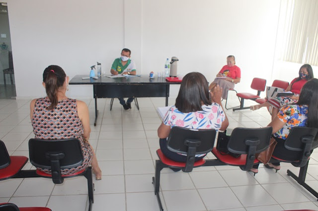 Aulas retornarão em Caraúbas de forma remota no início de fevereiro