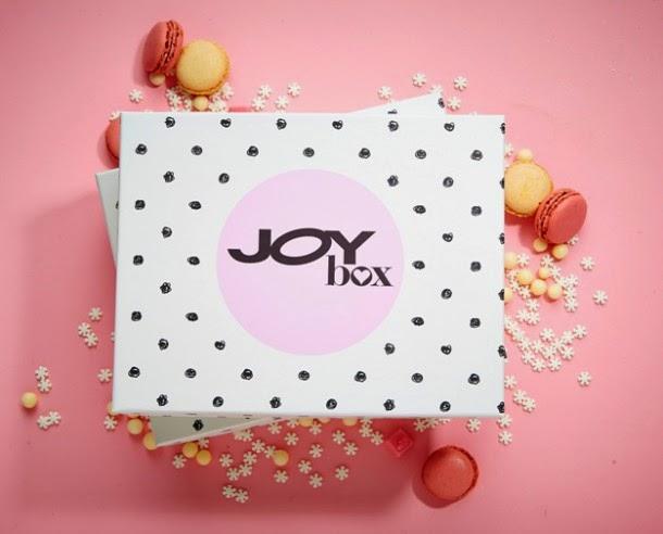 JOY BOX GRUDZIEŃ 2014
