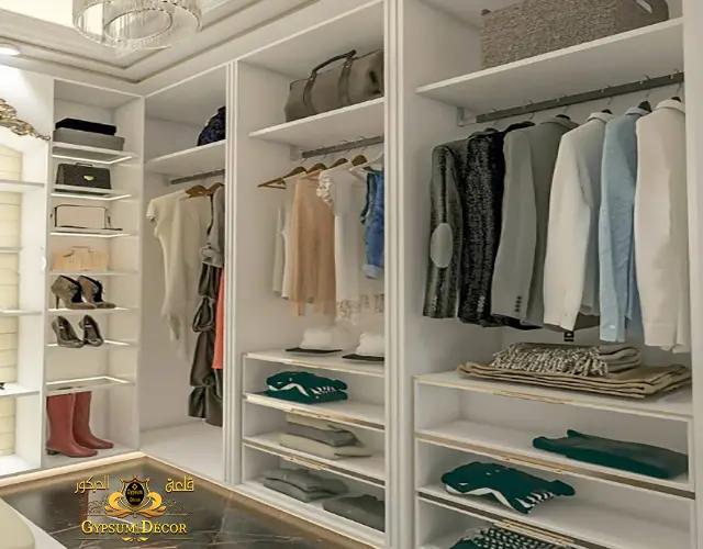 خزانة ملابس غرف نوم بالتسريحة