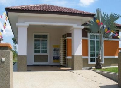 desain rumah budget 100 juta - dekorasi rumah