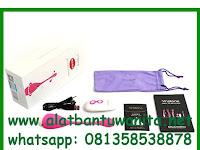 Alat Bantu Wanita Nalone Vibration Remot Kontrol