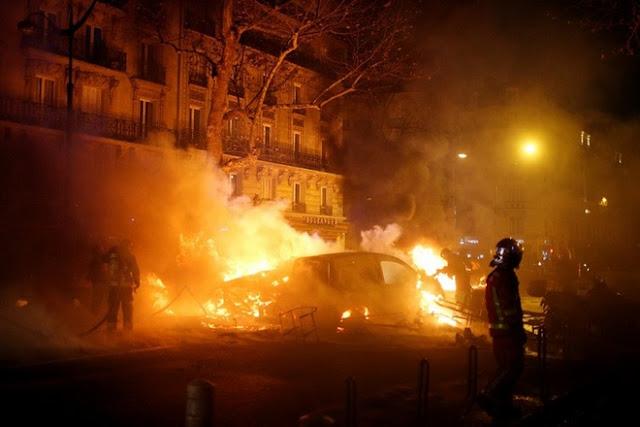 Κίνδυνος εκρήξεων στην Ελλάδα από τη δράση «κατασκόπων»