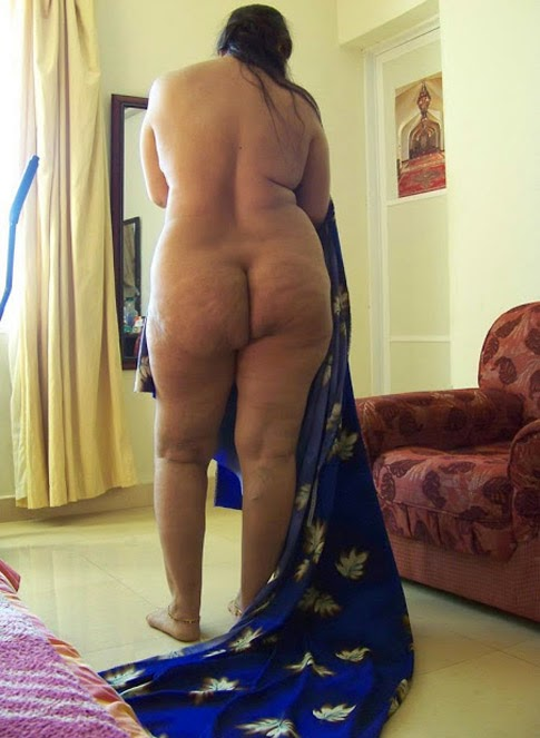 Indian Big Aunty Photo