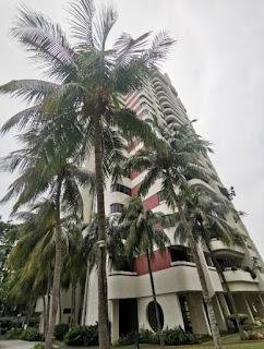 Nuestra casa en Singapur.