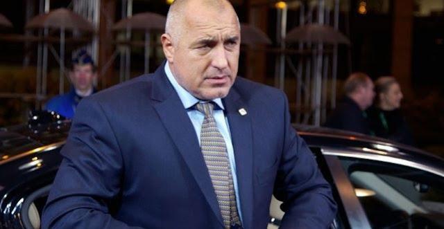 Boyko Borisov portrait