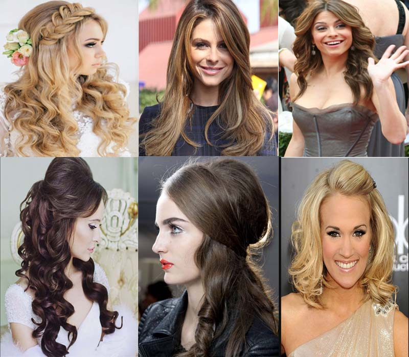 Latest Party Hairstyles For Women