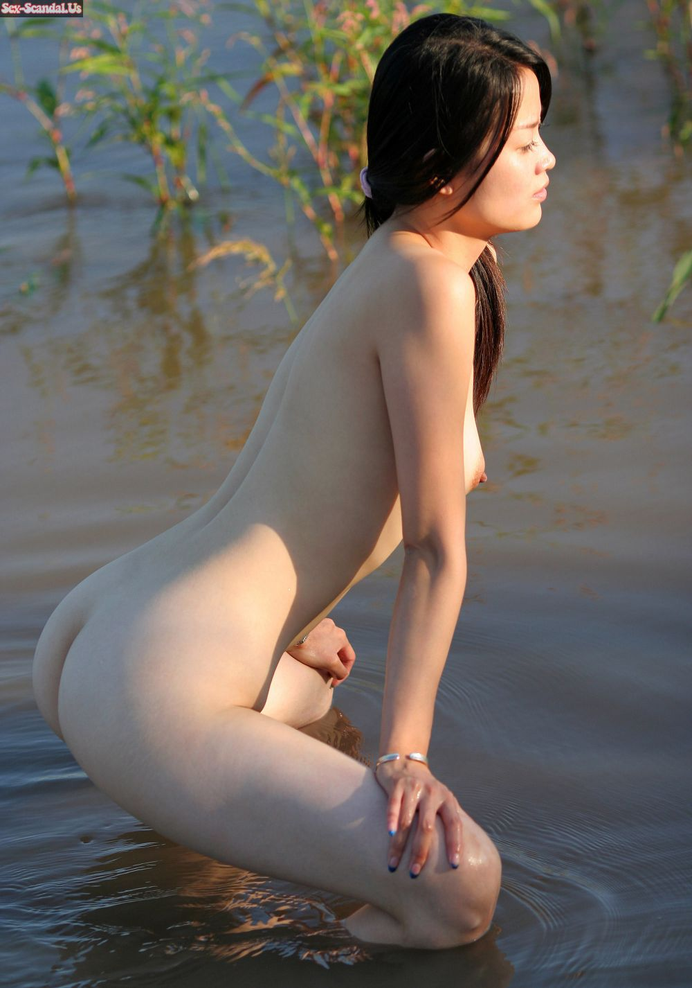 Hot Chinese Girls Pics Nude Art By Model  Yang Fang -6050
