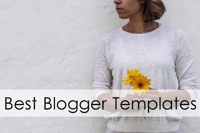 5 Responsive Blogger Template 2020