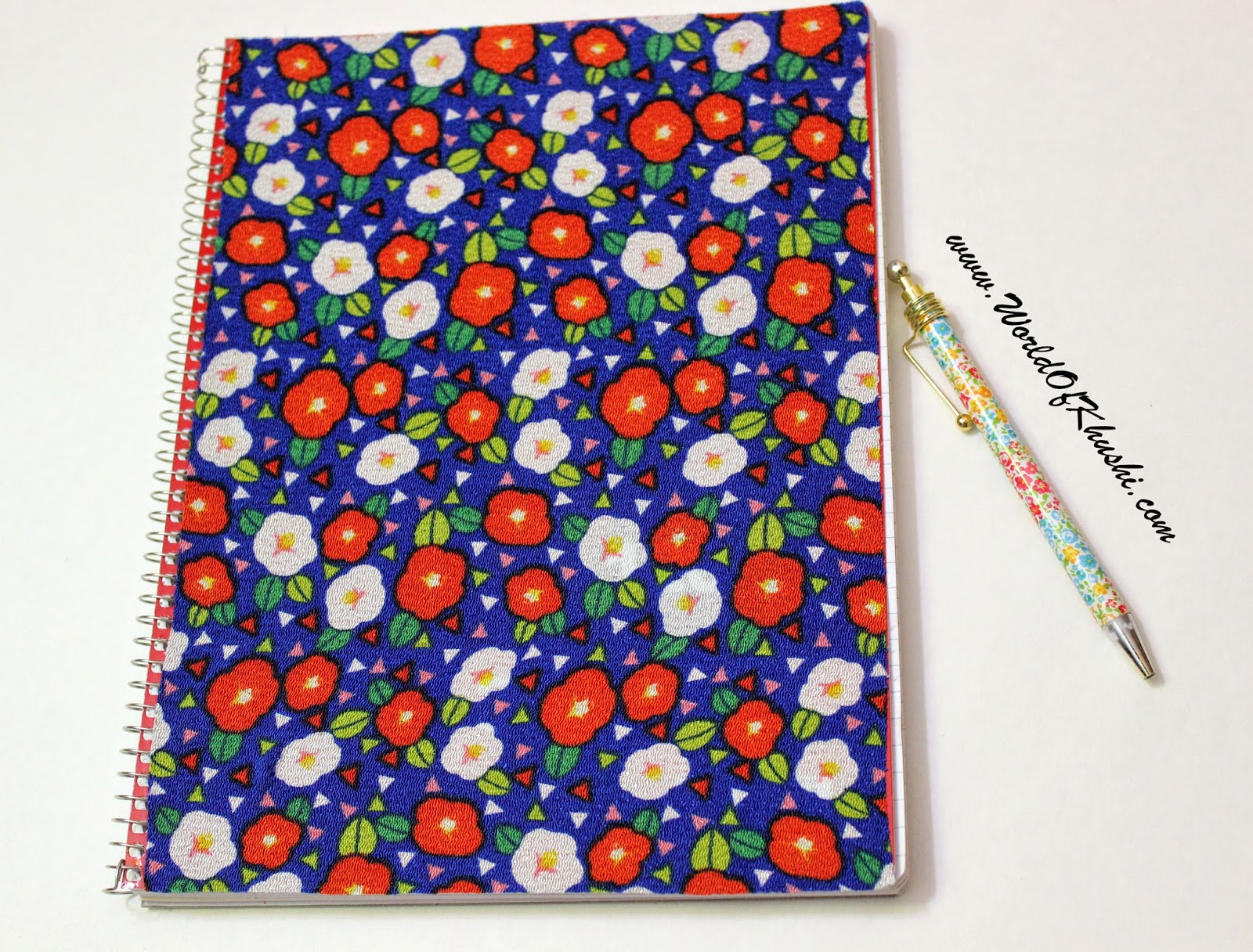 HowToDecorateYourOldNotebook_KhushiWorld