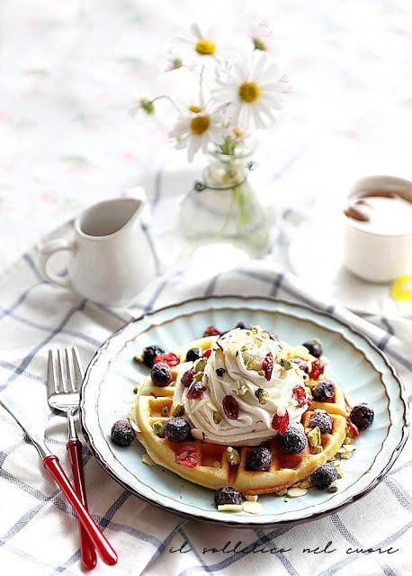 ricetta-waffle-originale