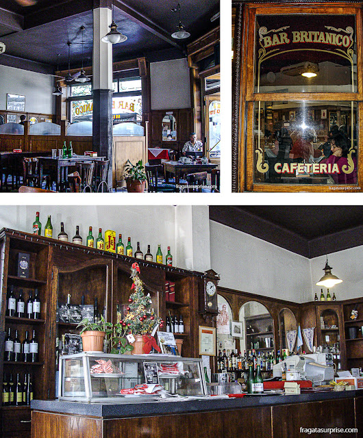 Bar Britanico, Buenos ires, Argentina