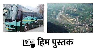 Himachal Transportation Medium Roads ans Aviation