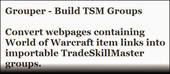 A Guide To Grouper - Generate TSM Groups From Item Web Links