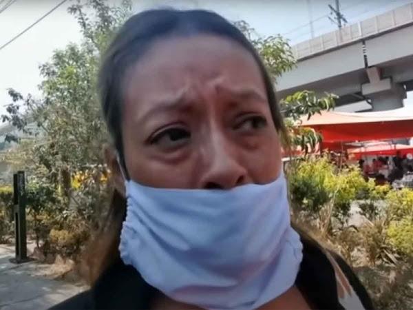 'No tengo para sepultar a mi marido, quedó donde los vagones cayeron'; URGE DIFUSIÓN