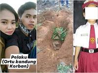 Nikah di Usia Muda, Pasangan Suami Istri ini Tega Bunuh Anak Kembar Mereka dan Dikuburkan Tanpa Dikafani