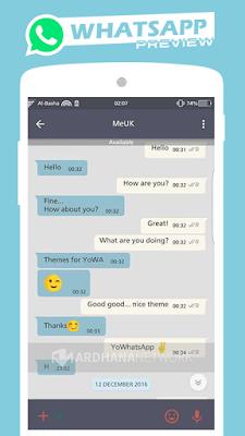 YowhatsApp V7.99 By Yousef Al Basha