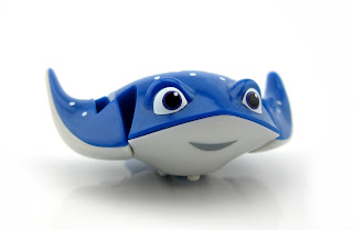 finding dory swigglefish mr. ray