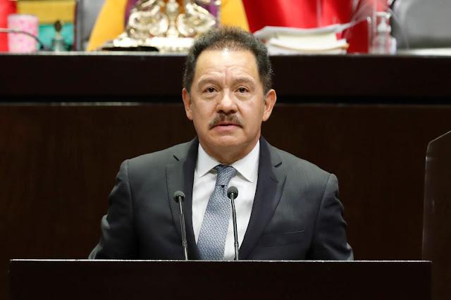 Grave, que en Tamaulipas se genere evasión de la justicia por el desacato del Congreso del estado: Ignacio Mier