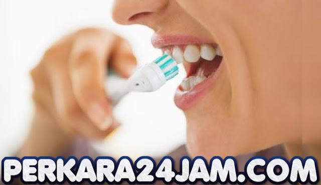Ini Yang Akan Terjadi Ketika Menyikat Gigi Sekali Sehari
