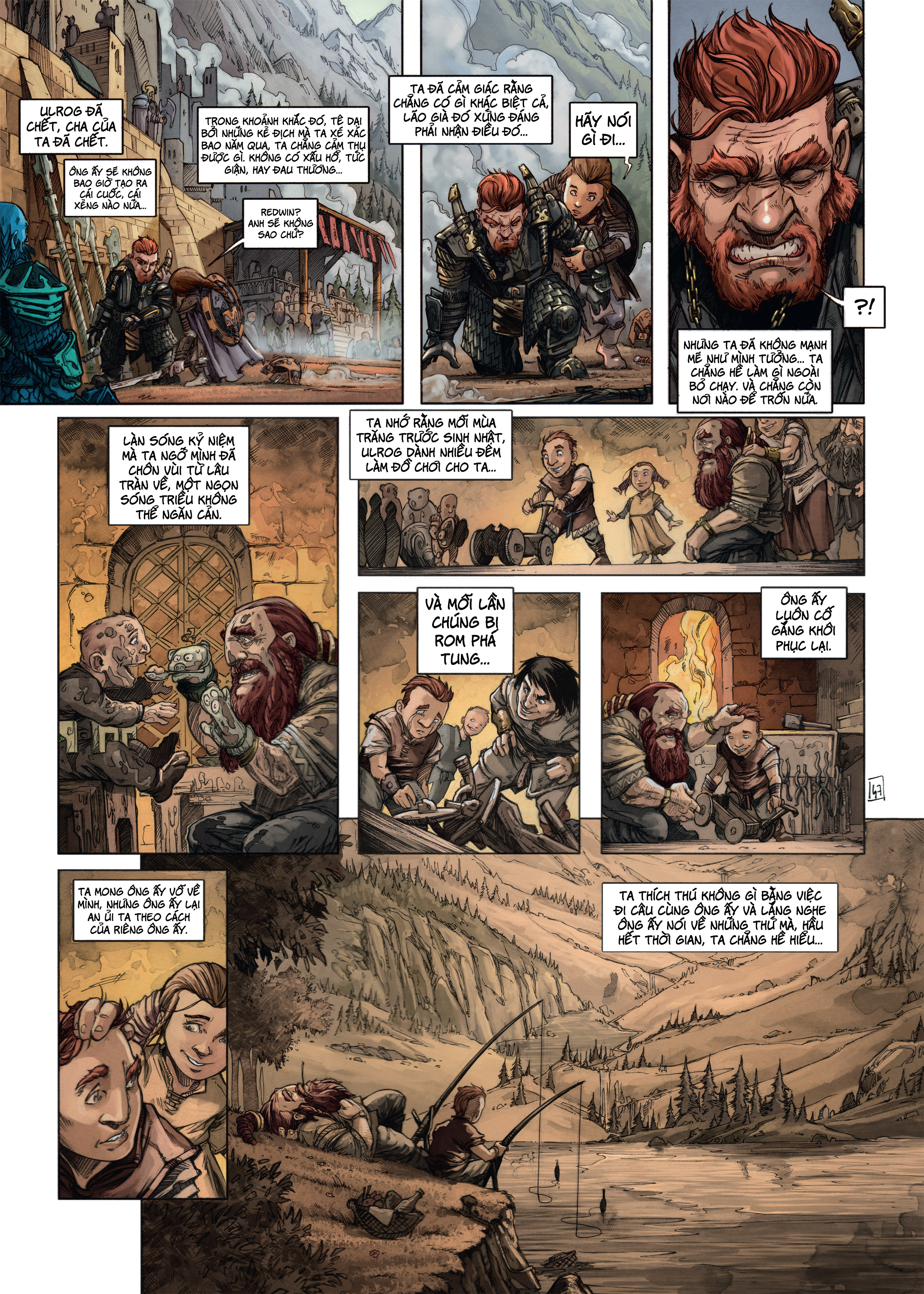 Người Lùn | Dwarves