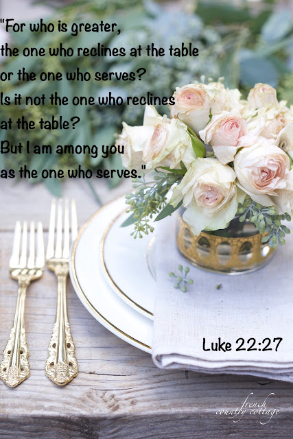 Who is the Greatest {Luke 22}