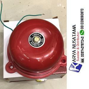 Jual Alarm Darurat Kebakaran 100mm 4 inch Fire Alarm di Bandung