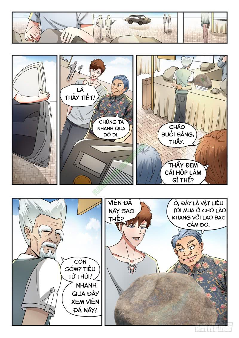 thấu thị chi nhãn Chapter 97 - upload bởi truyensieuhay.com