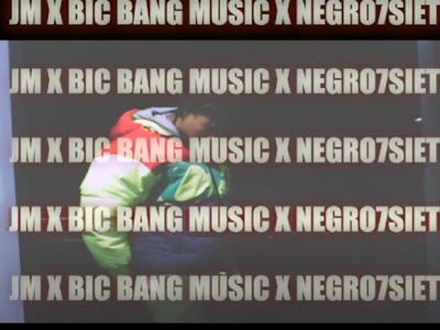 MP3 + VIDEO: JM X BIC BANG MUSIC X NEGRO7SIETE - SLIDING