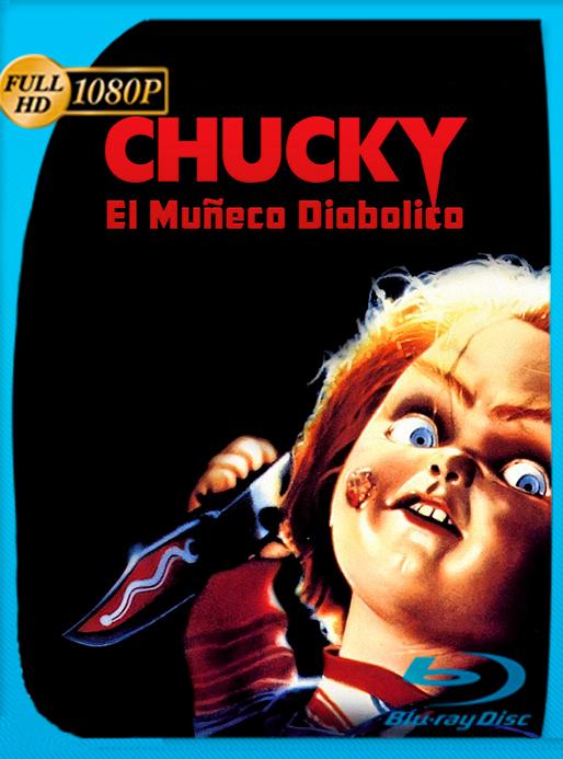 Chucky: El Muñeco Diabólico (1988) HD 1080p Latino Dual [GoogleDrive] [Cespa92]