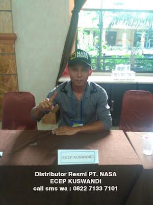 DISTRIBUTOR RESMI PUPUK NASA CIKELET GARUT