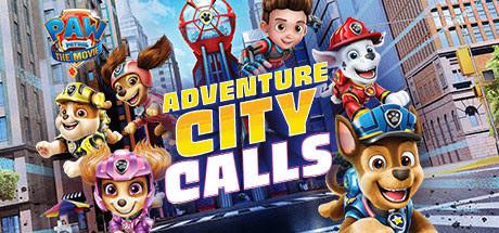 PAW Patrol The Movie Adventure City Calls-CODEX