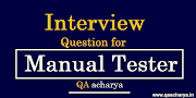 Software Testing Interview Question and Answer for Fresher and Experienced
