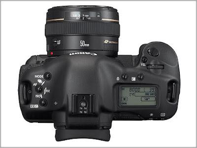 Canon EOS-1D Mark II N DSLRダウンロードフルドライバー
