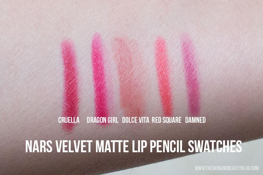 Velvet Lip Liner by NARS #22