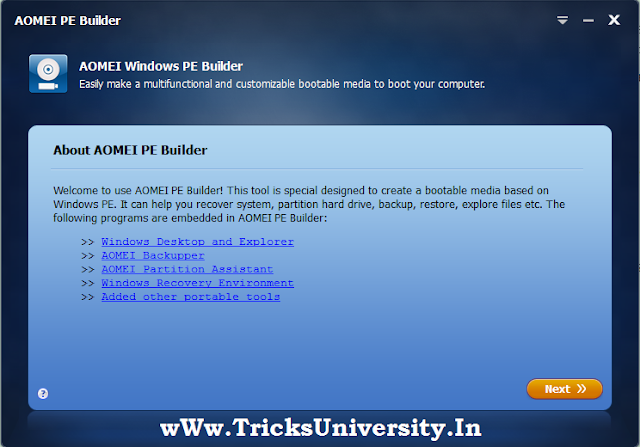 TricksUniversity How to Build Your Own Windows Bootable Media