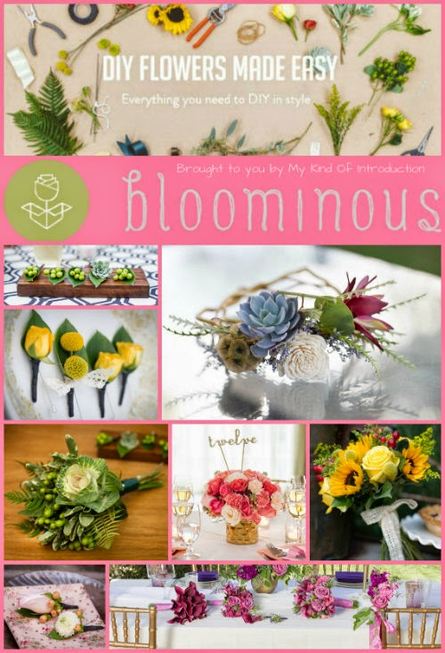 Bloominous DIY Floral Arrangements